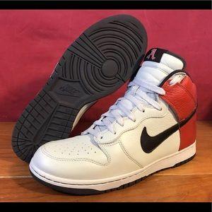 Nike Dunk High Premium Birch/ Baroque Brown🔥